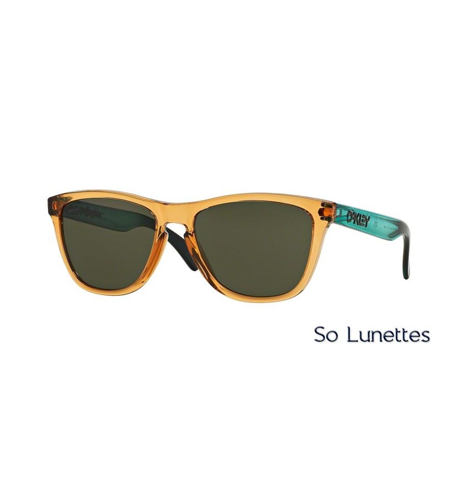 3e9521d1a2b7c3 Lunette De Soleil Oakley Orange « Heritage Malta