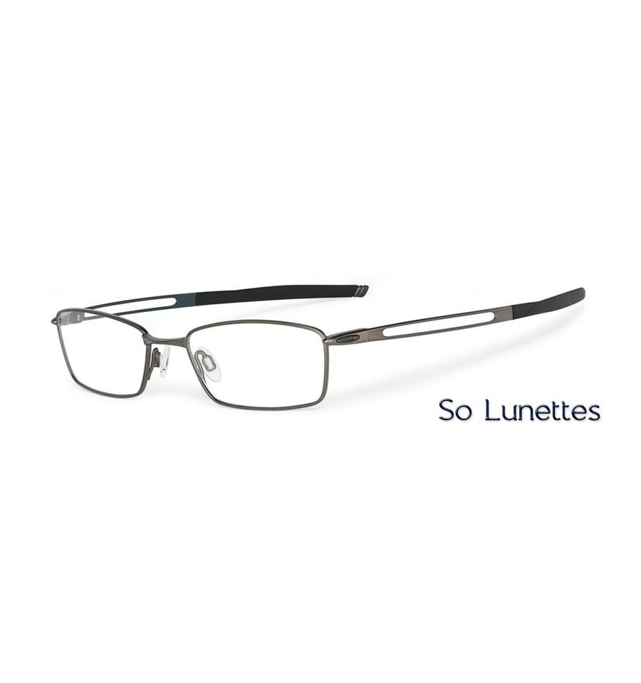 Lunettes de vue Oakley Homme COIN OX5071 507102 monture Grise b671024ca930