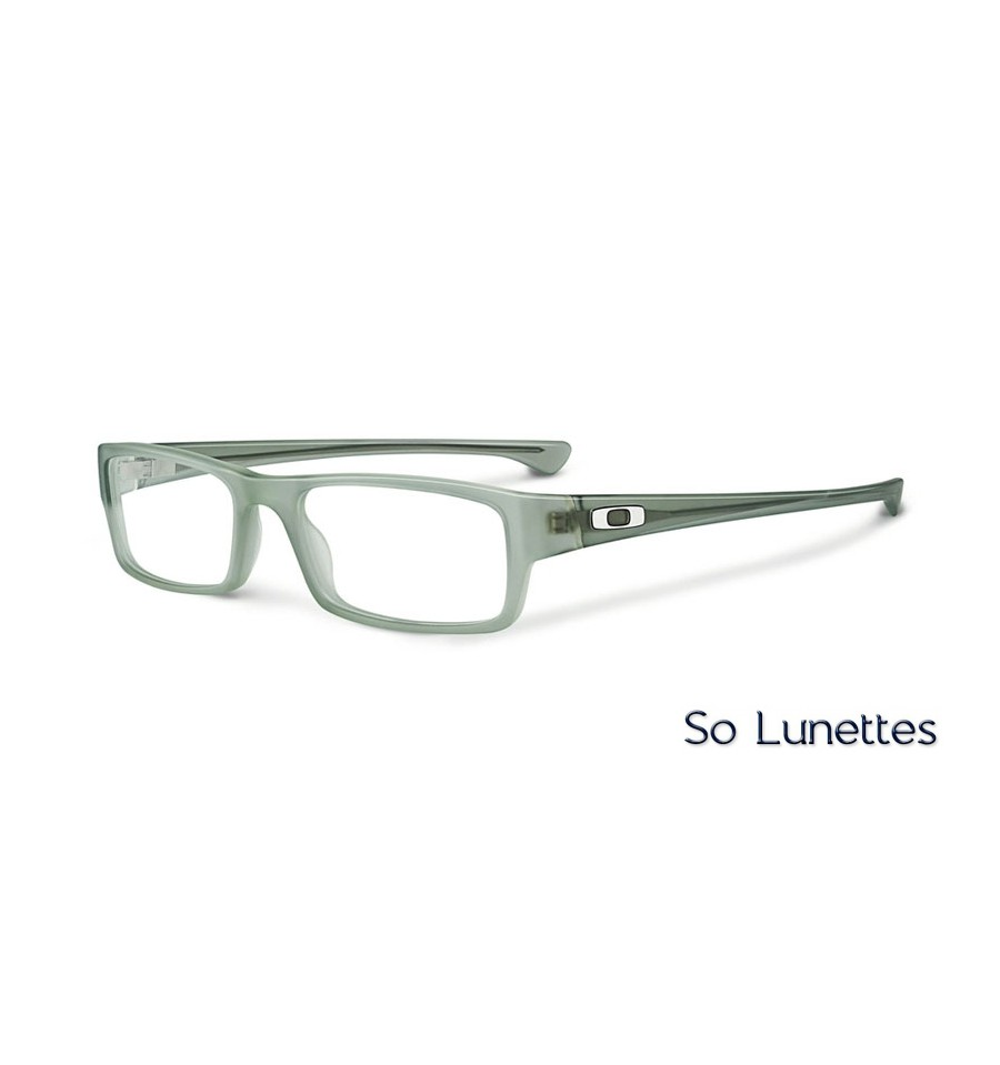 lunettes de vue oakley homme servo ox1066 106608 monture grise. Black Bedroom Furniture Sets. Home Design Ideas