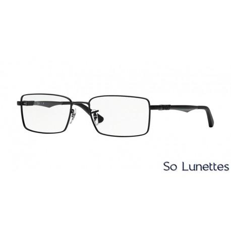 Lunettes de vue Ray-Ban Homme RX6275 2503 Noire