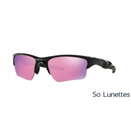 Lunettes de soleil Oakley Homme HALF JACKET 2.0 XL OO9154 915449 Noire