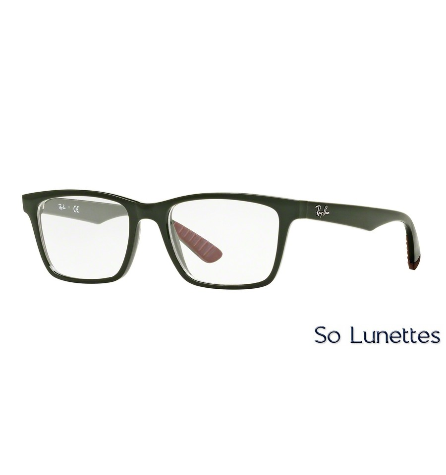 lunettes de vue ray ban homme rx7025 5420 monture verte. Black Bedroom Furniture Sets. Home Design Ideas