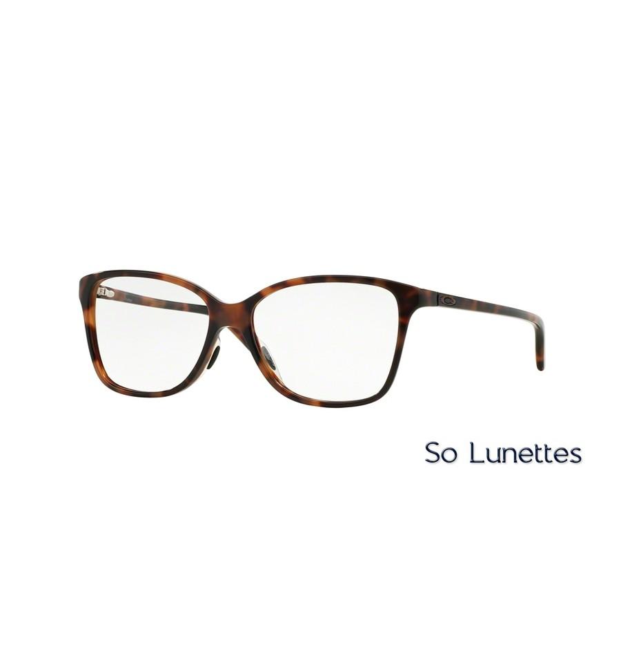 Lunettes de vue Oakley Femme FINESSE OX1126 112601 monture Écaille 49e4be93e381