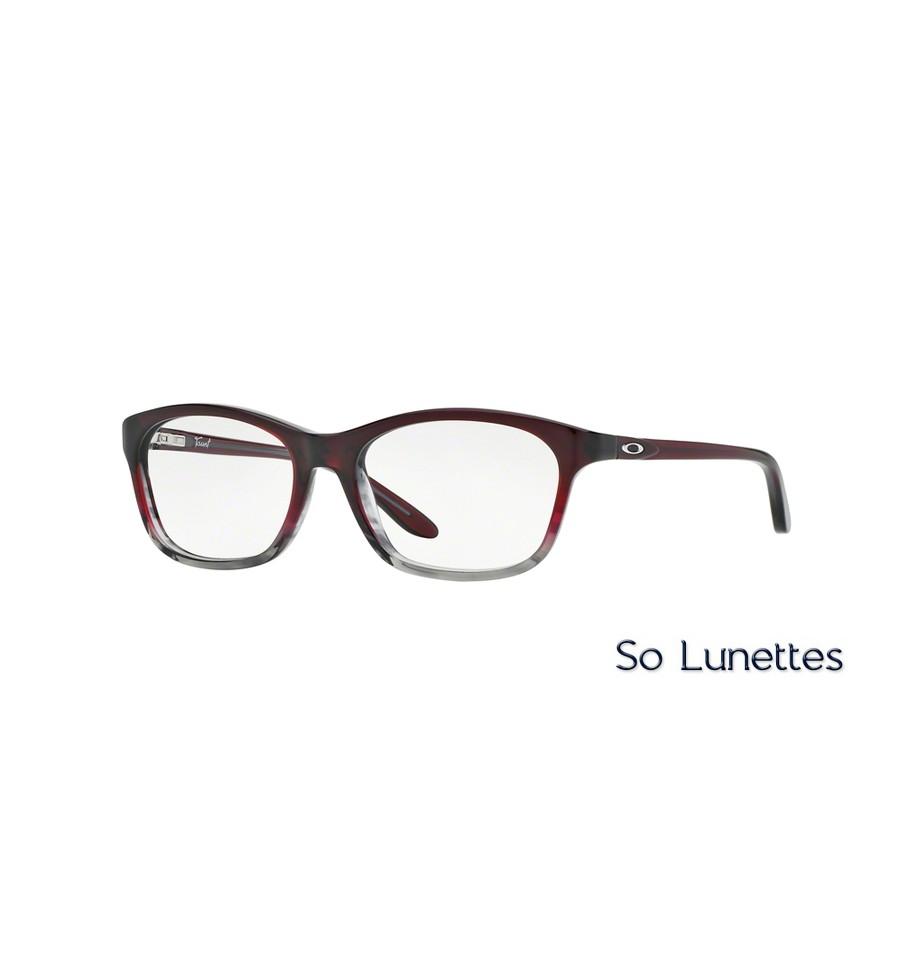 Lunettes de vue Oakley Femme TAUNT OX1091 109105 monture Rouge 896a128bef9a