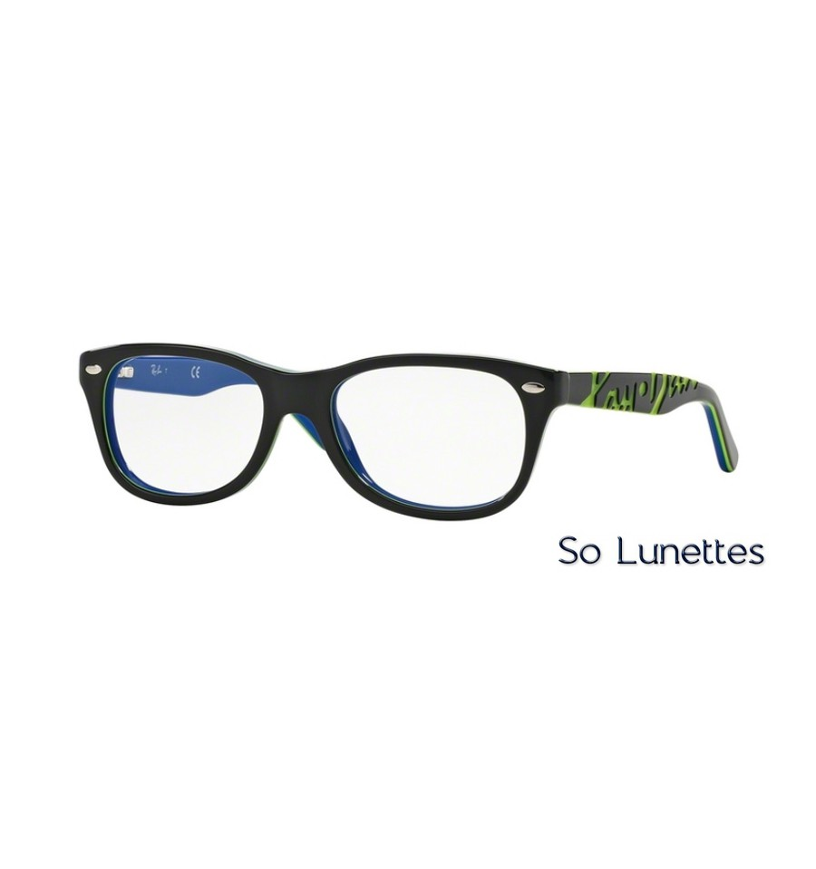 vis branche lunette ray ban