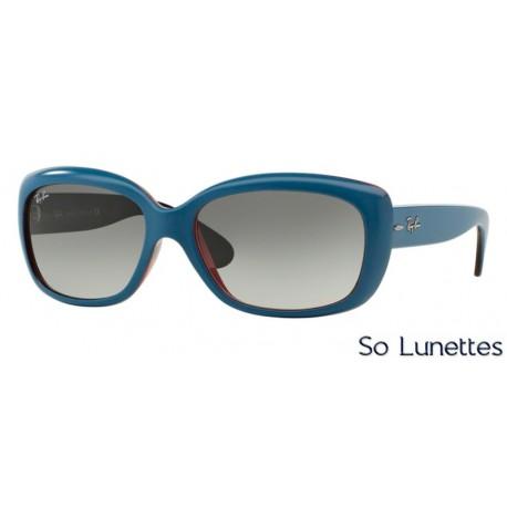 Lunettes de soleil Ray-Ban Femme JACKIE OHH RB4101 613311 Bleue