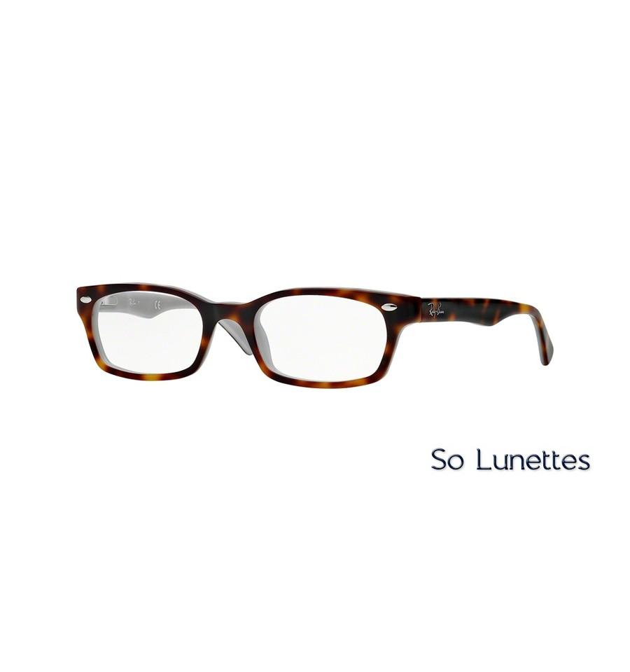 lunettes de vue ray ban femme rx5150 5023 caille so. Black Bedroom Furniture Sets. Home Design Ideas