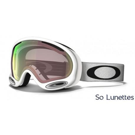 Masque de ski Oakley A-Frame 2.0 Polished White OO7044 59-637