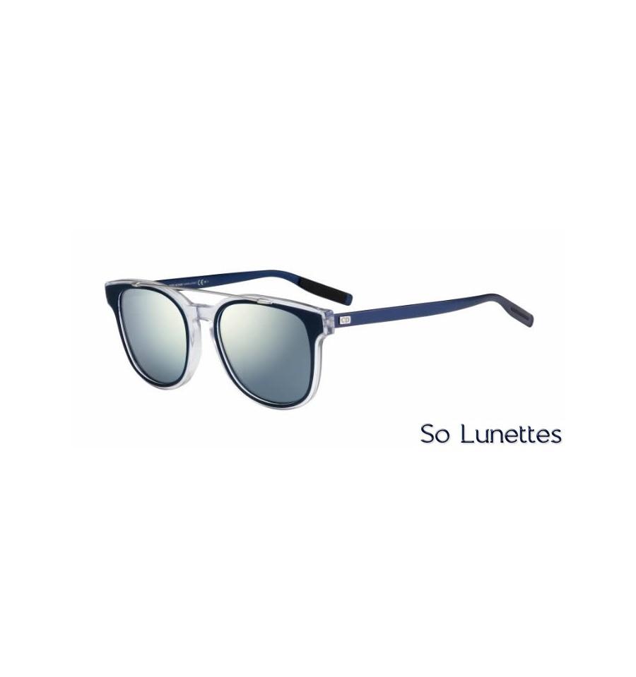 5ea92fbb4bd968 Lunette de soleil Dior Homme Blacktie 211S LCU (T7) BLUECRYPD