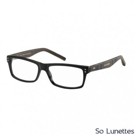 lunettes de vue tommy hilfiger th 1136 4k1 so lunettes. Black Bedroom Furniture Sets. Home Design Ideas