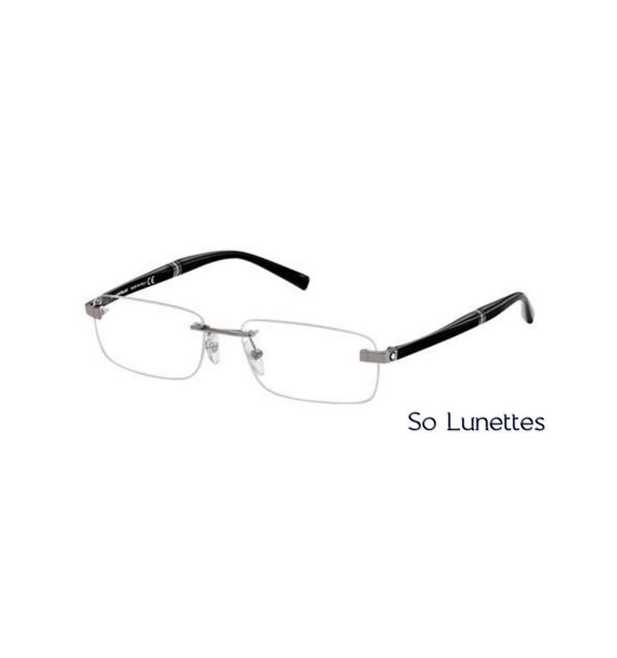 montblanc mb9101 a36 noir so lunettes