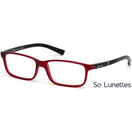 diesel dl5179 067 rouge opaque so lunettes. Black Bedroom Furniture Sets. Home Design Ideas