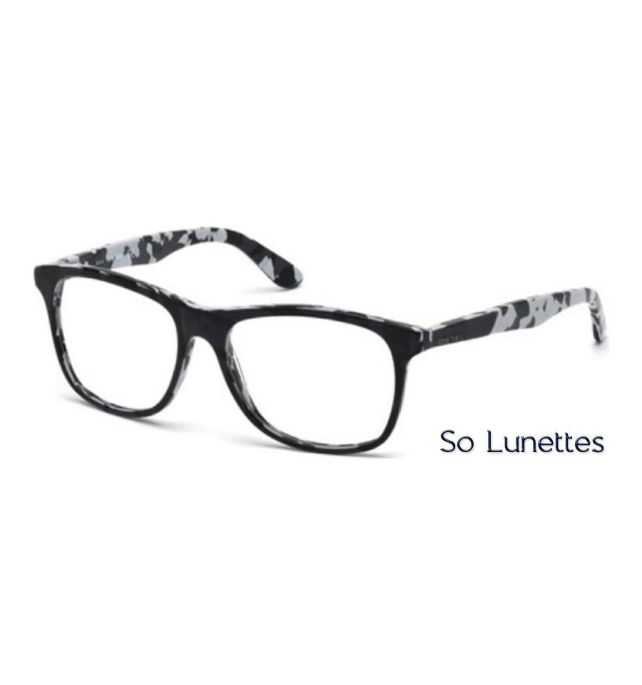 diesel dl5167 005 noir so lunettes. Black Bedroom Furniture Sets. Home Design Ideas