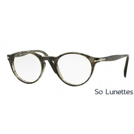 Lunette de vue Persol 0PO3092V 1020 striped grey