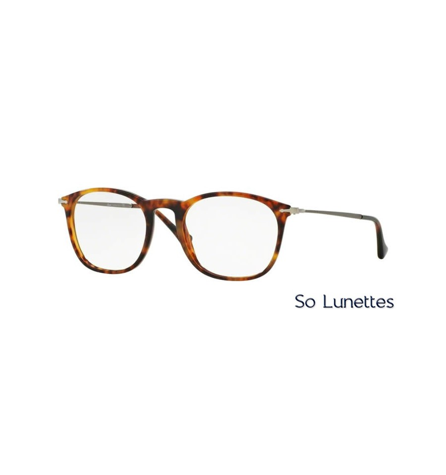 lunette de vue persol homme 0po3124v 108 monture ecaille. Black Bedroom Furniture Sets. Home Design Ideas