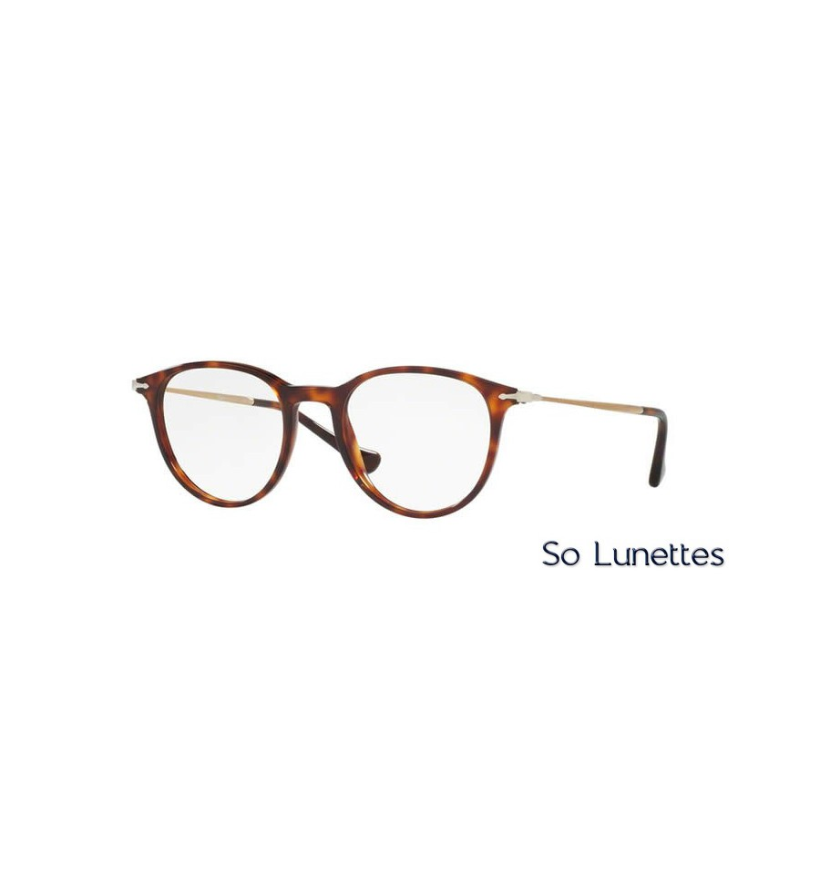 lunette de vue persol homme 0po3147v 24 monture ecaille. Black Bedroom Furniture Sets. Home Design Ideas