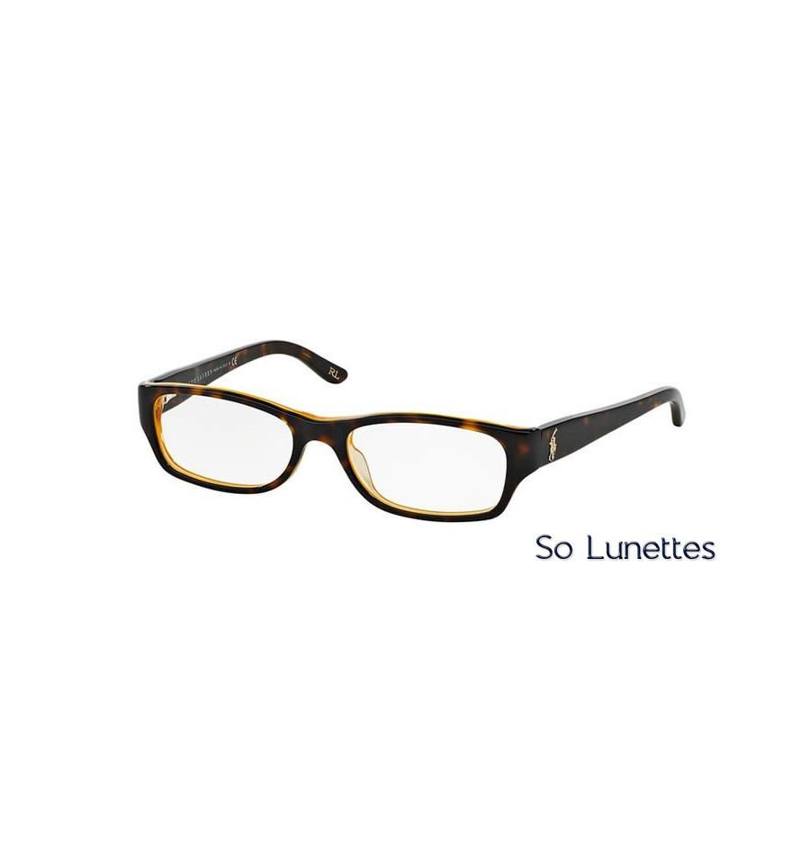 lunette de vue ralph lauren femme 0rl6058 5277 monture ecaille. Black Bedroom Furniture Sets. Home Design Ideas