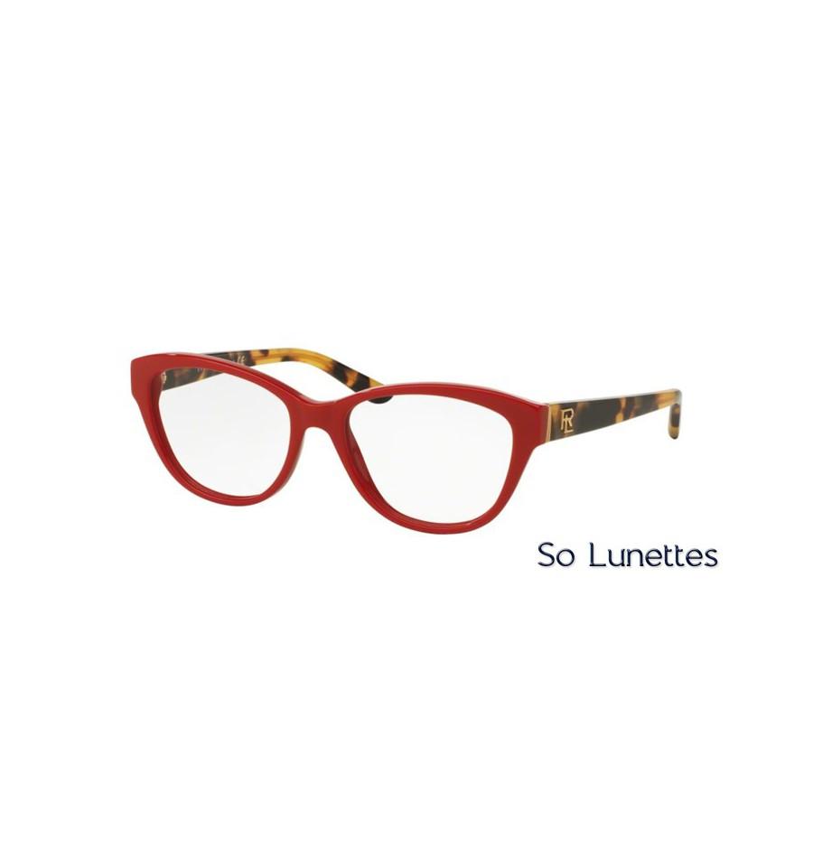 lunette de vue ralph lauren femme 0rl6145 5599 monture rouge. Black Bedroom Furniture Sets. Home Design Ideas