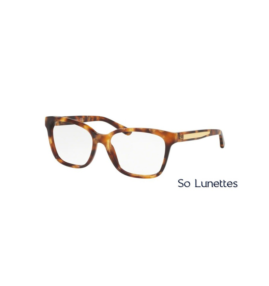 lunette de vue ralph lauren femme 0rl6154 5615 monture ecaille. Black Bedroom Furniture Sets. Home Design Ideas