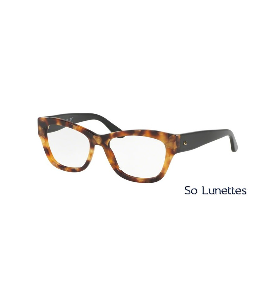 lunette de vue ralph lauren femme 0rl6156 5615 monture ecaille. Black Bedroom Furniture Sets. Home Design Ideas