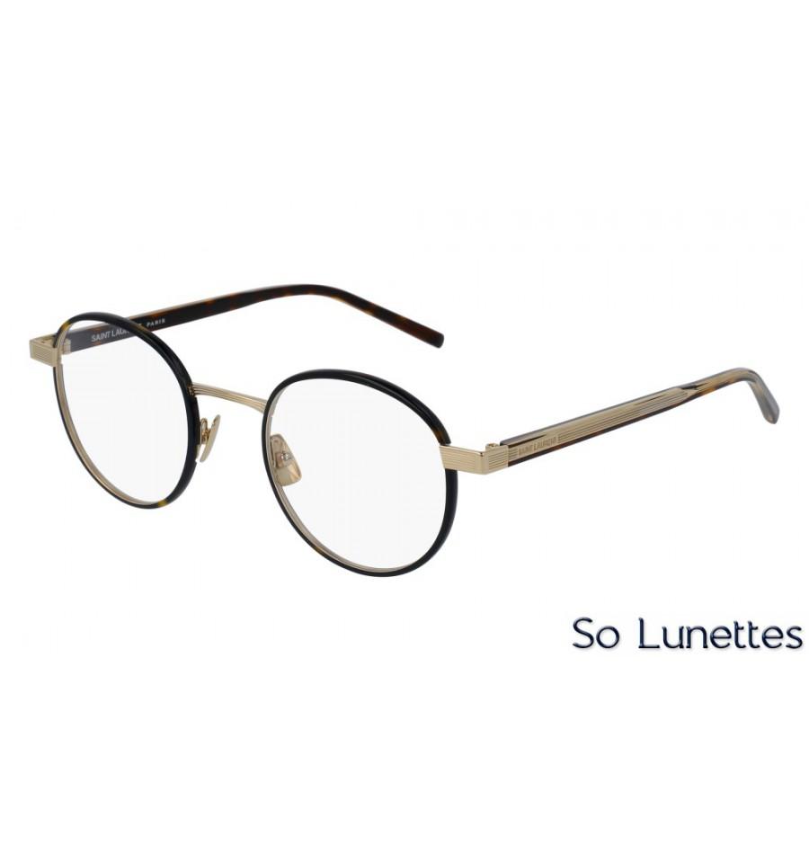 saint laurent sl 125 003 ecaille so lunettes. Black Bedroom Furniture Sets. Home Design Ideas