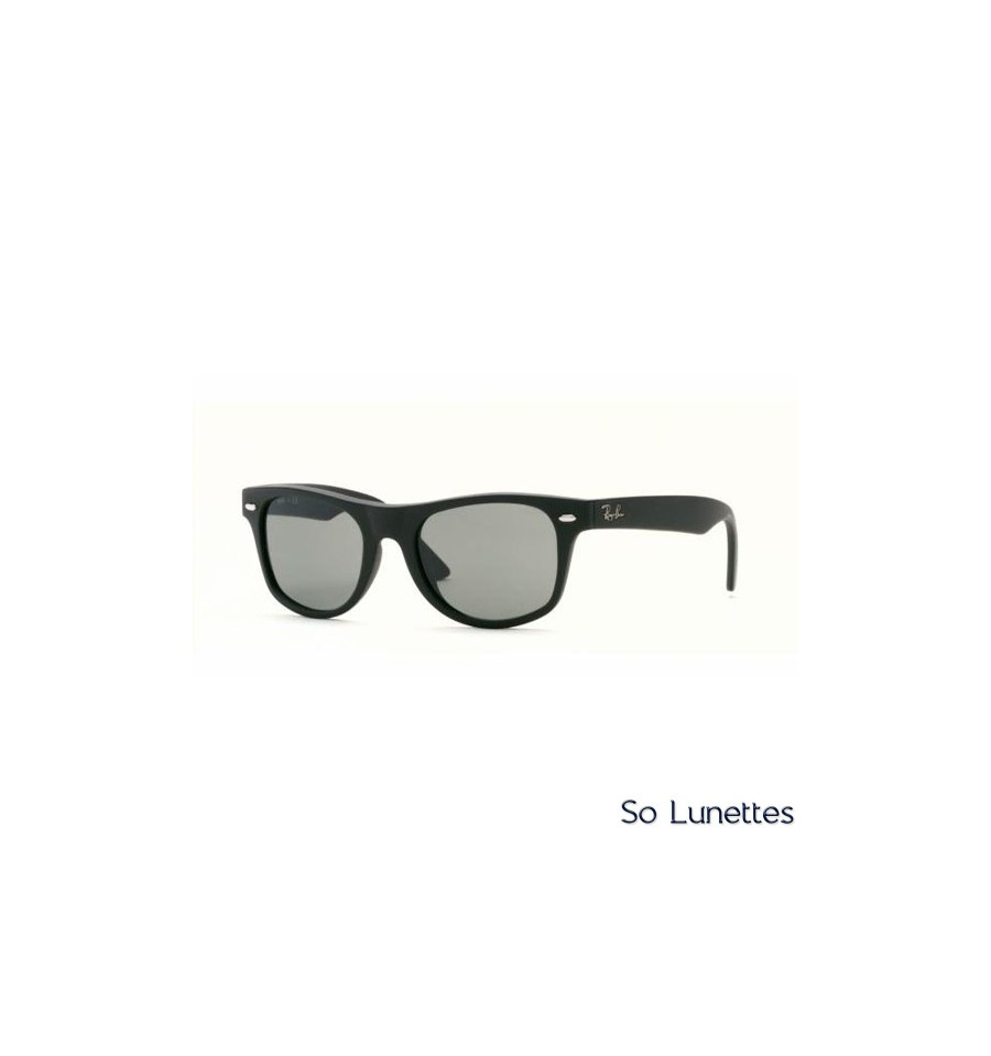 640d7d71c9822 Taille Lunettes Ray Ban Junior « Heritage Malta