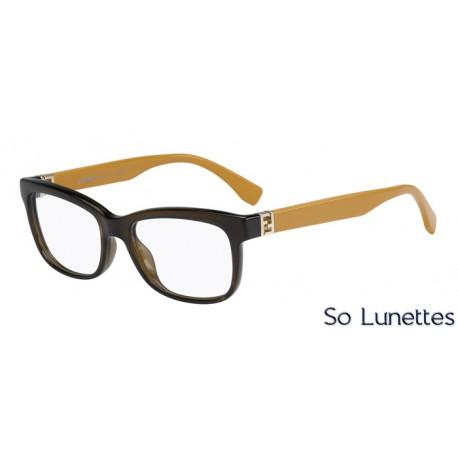 Lunettes Fendi 7QQ So-Lunettes
