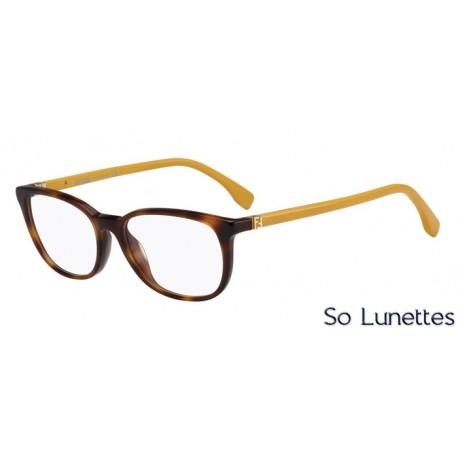 Lunettes Fendi FF 0010 7SL - So-Lunettes 3aaf9ea919f