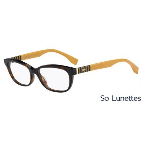 Lunettes Fendi FF 0015 7TU So-lunettes