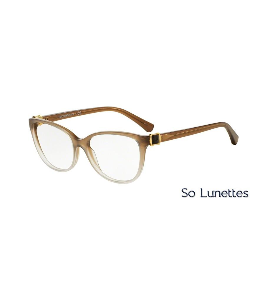 Lunettes De Vue En Bois Femme > Lunettes de Femme Trend OEA3077 5458 marron dégradé