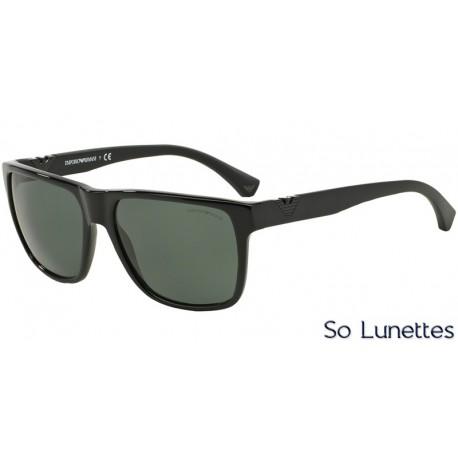 lunettes de soleil emporio armani homme ea4035 501771. Black Bedroom Furniture Sets. Home Design Ideas