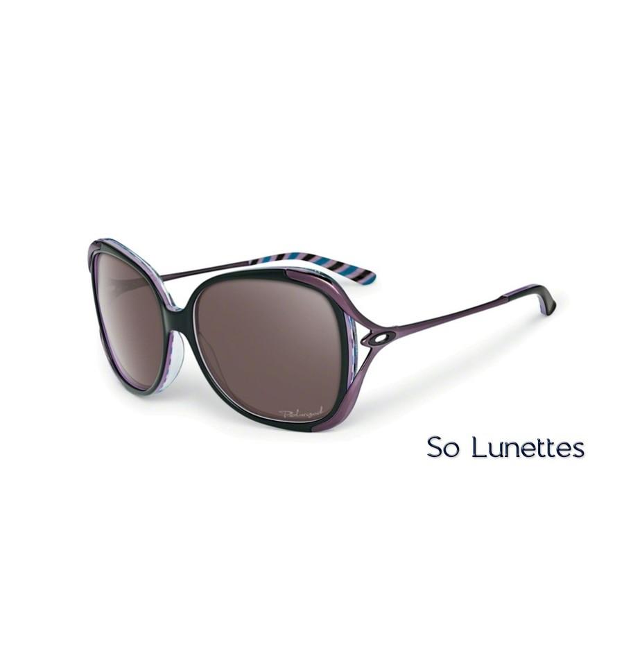 Lunettes de soleil Oakley Femme CHANGE-OVER OO2035 203505 monture ... 32a25da1c53f