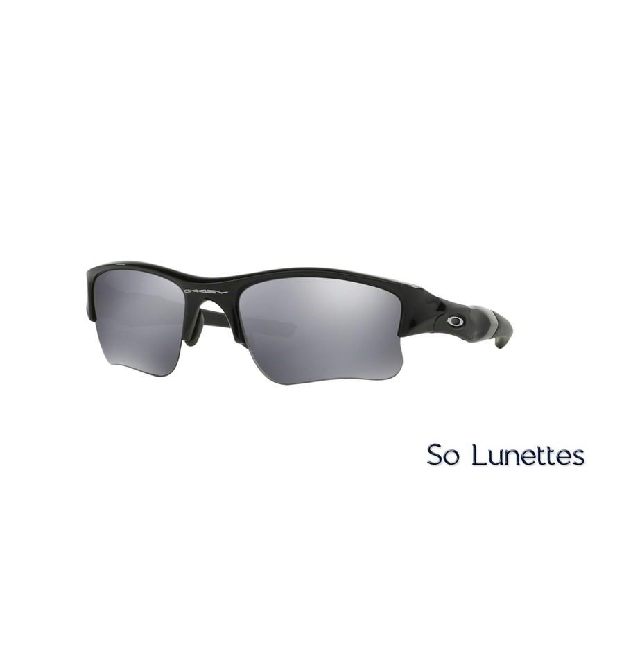 Lunettes de soleil Oakley Homme FLAK JACKET XLJ 63-20 OO9009 03-915 Noire 4387a0dd7ead
