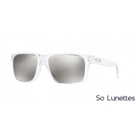 Lunettes de soleil Oakley Homme HOLBROOK OO9102 910294 Transparente 4c396ee5c191