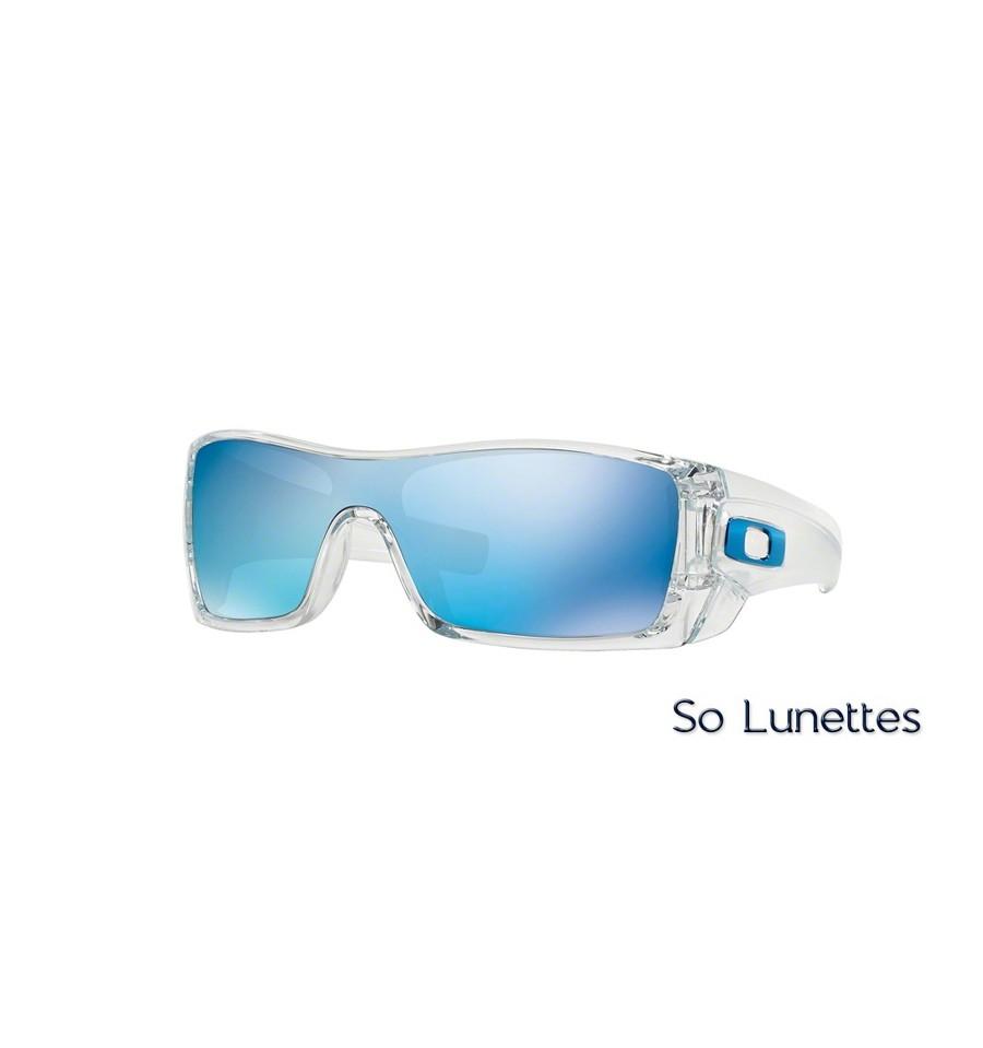 5fb1705b54 Lunettes de soleil Oakley Homme BATWOLF OO9101 910107 Transparente