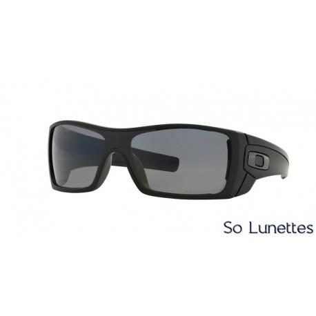 99aff50fc3be56 Lunettes de soleil Oakley Homme BATWOLF OO9101 910104 monture Noir ...