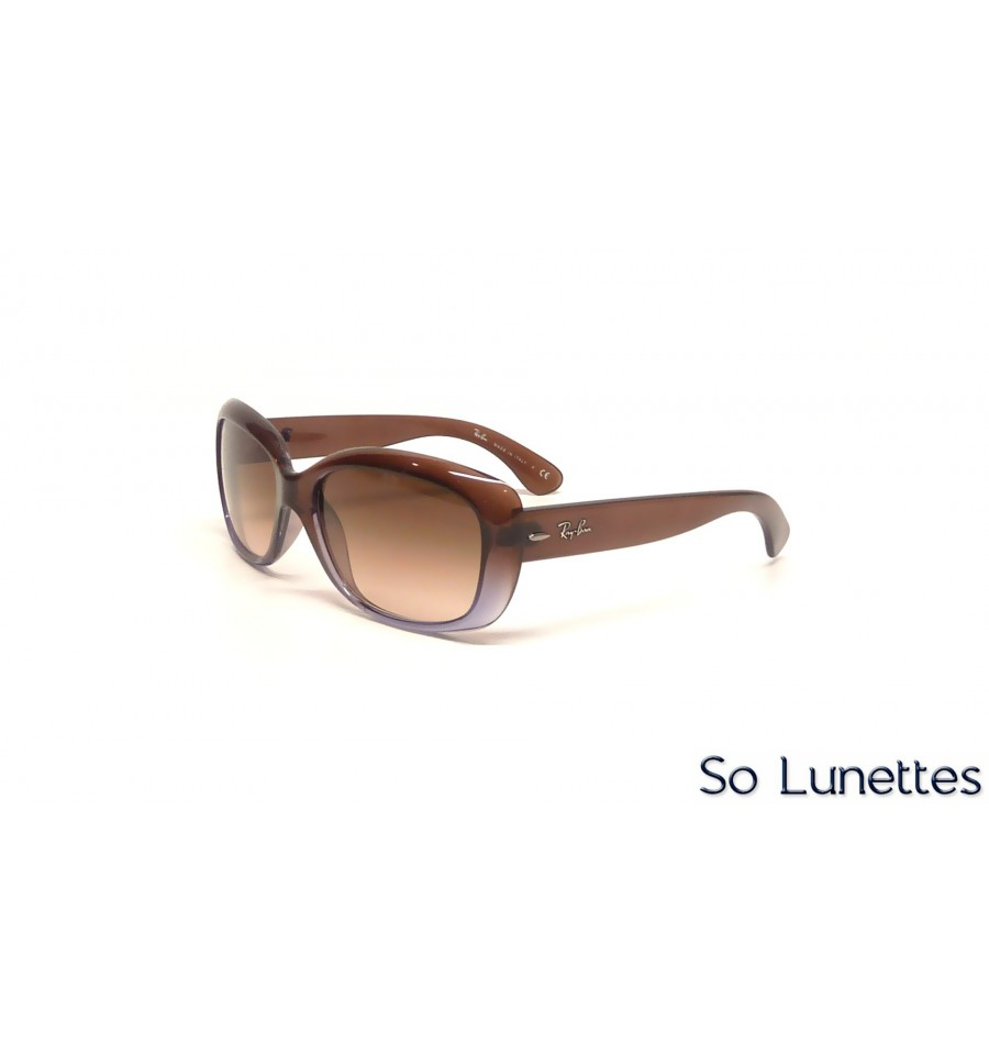 2a82f3d3c7b38 Ray-Ban RB4101 860 71 jackie ooh - So-Lunettes