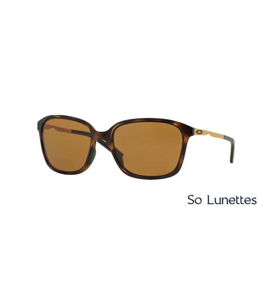 Lunettes de soleil Oakley Femme GAME CHANGER OO9291 929102 monture ... fa90a272e059