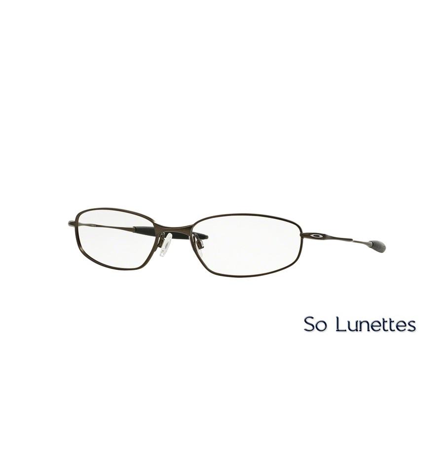 Lunettes de vue Oakley Homme WHISKER 6B OX3107 310702 monture Métal 8cb0048e23fb