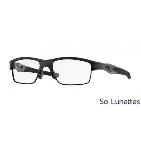 1ddea26604 Lunettes de vue Oakley Homme CROSSLINK SWITCH OX3128 312802 monture ...