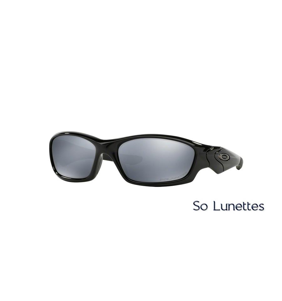 Lunettes de soleil Oakley Homme STRAIGHT JACKET 2007 OO9039 12-935 Noire 11b3a55adb3a