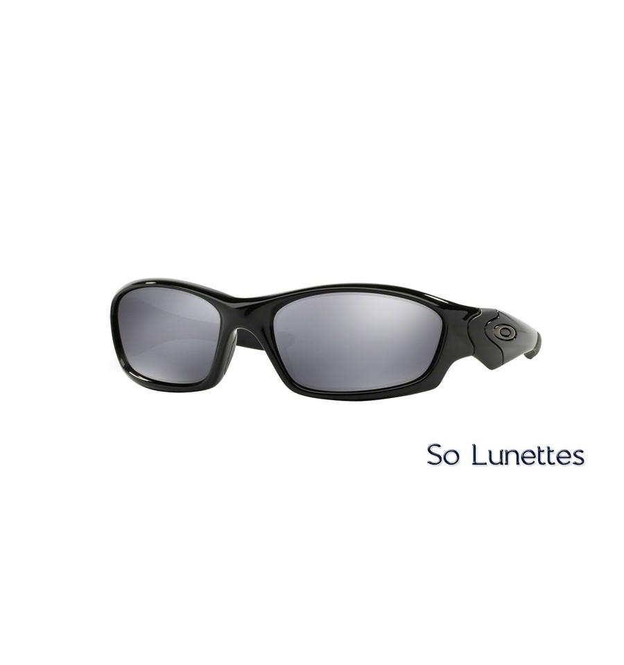 Lunettes de soleil Oakley Homme STRAIGHT JACKET 2007 OO9039 04-325 Noire c0ba0e685ae3