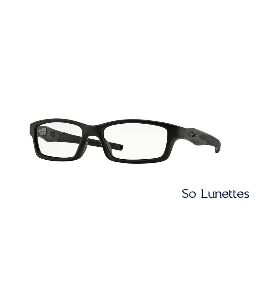 Monture Lunette De Vue Homme Oakley   CFA Vauban du Bâtiment b152cffe854d