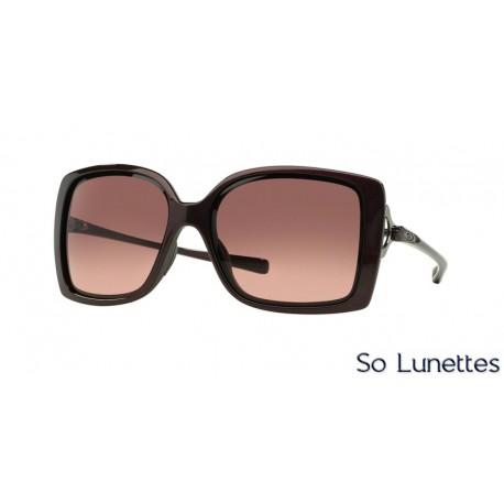 Lunettes de soleil Oakley Femme SPLASH OO9258 925805 Rouge