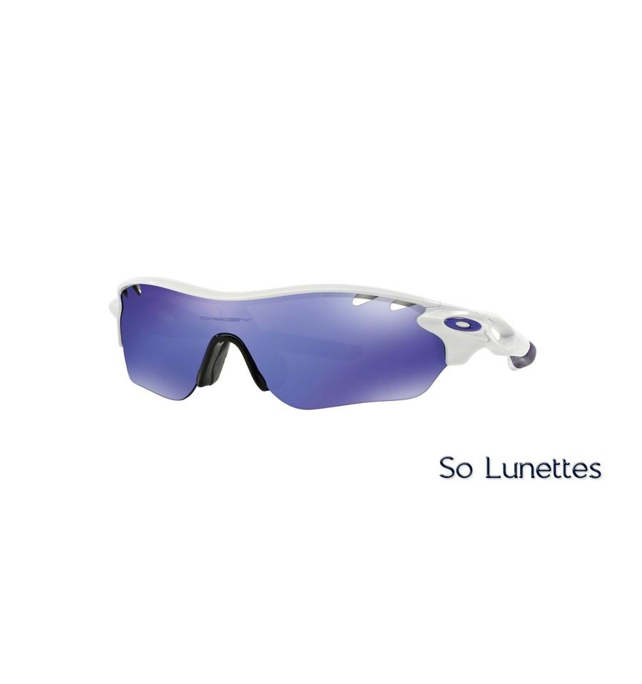 c3d2b333ace68f Lunettes de soleil Oakley Femme RADARLOCK EDGE OO9183 918306 monture ...