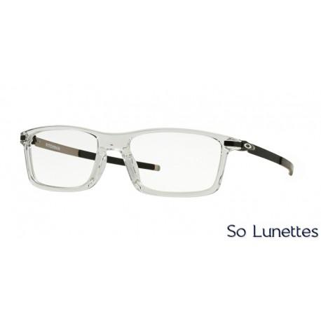 e7c0c993d4 Lunettes de vue Oakley Homme PITCHMAN OX8050 805002 monture Transparente