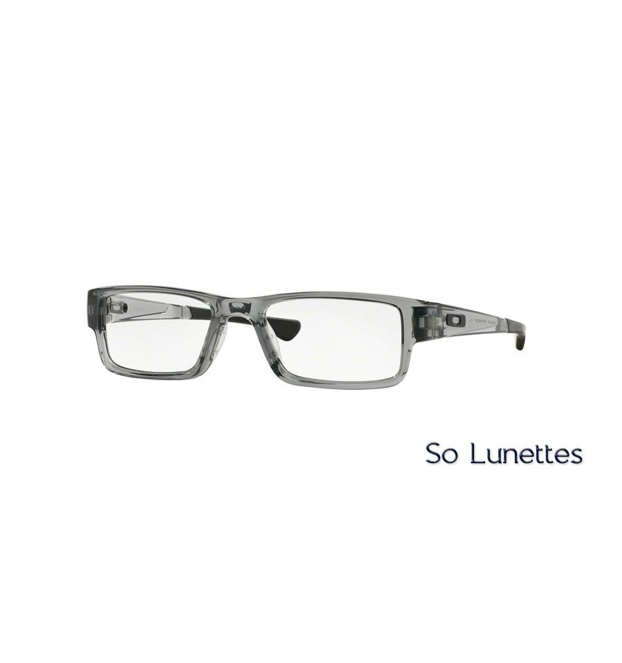 Lunettes de vue Oakley Homme AIRDROP OX8046 804603 monture Grise 663433252af9