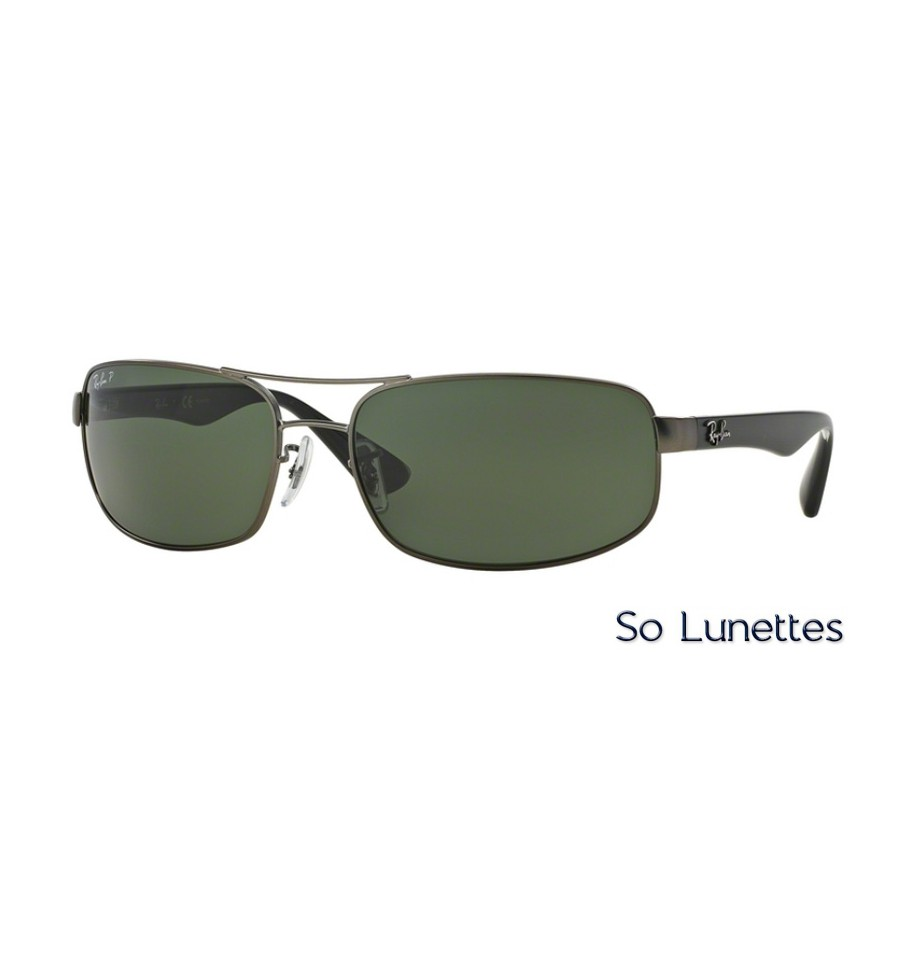 Lunettes de soleil Ray-Ban Homme RB3445 RB3445 029 58 monture Marron ... aee9ee40adc5
