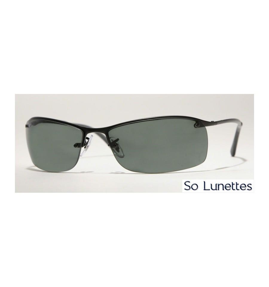 Lunettes de soleil Ray-Ban Homme RB3183 RB3183 W3339 monture Noire ... ec7947ed8817