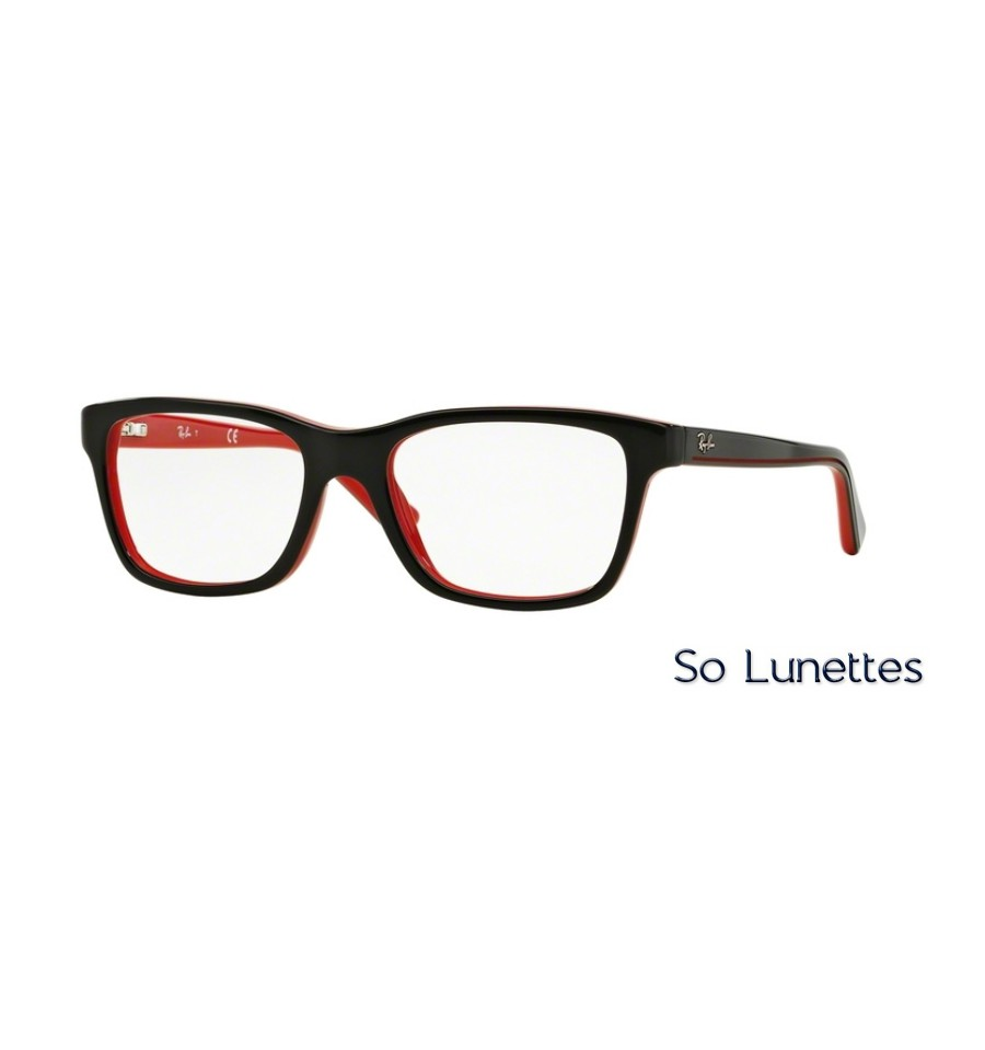 Lunettes de vue Ray-Ban Homme RY1536 3573 monture Rouge ee91d4f3afea